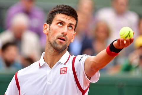 Highlights Novak Djokovic 3-0 Steve Darcis hinh anh