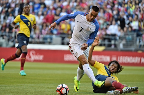 My vao ban ket Copa America o tran dau 2 the do hinh anh 2