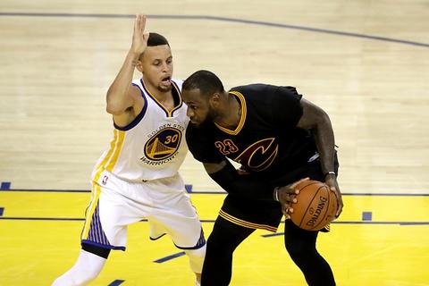 Highlights chung ket NBA (Game 7): Cavaliers 93-89 Warriors hinh anh