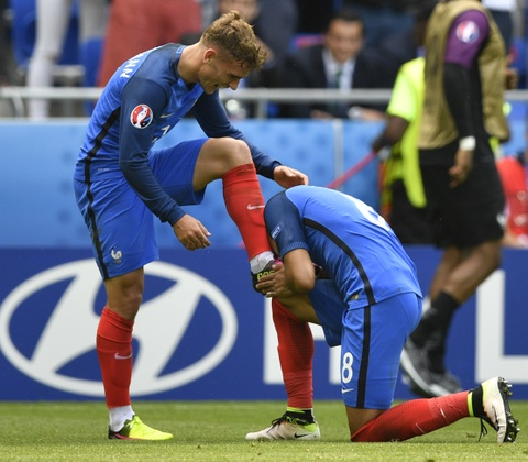 Muon kieu nu hon tai Euro 2016 hinh anh 18