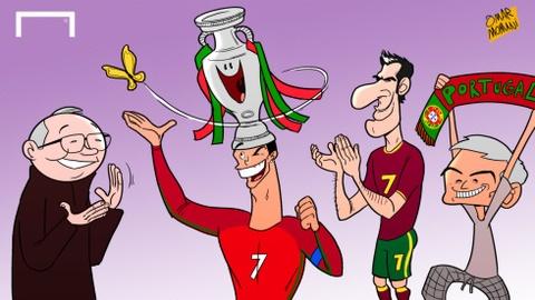 Hanh trinh Euro 2016 qua tranh biem hoa hinh anh 20