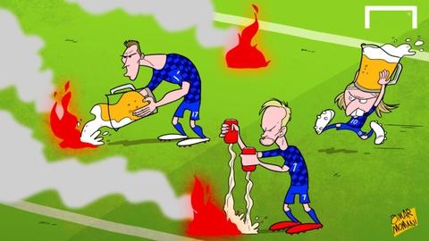Hanh trinh Euro 2016 qua tranh biem hoa hinh anh 8