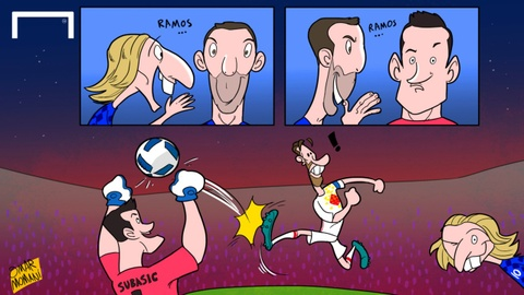 Hanh trinh Euro 2016 qua tranh biem hoa hinh anh 11