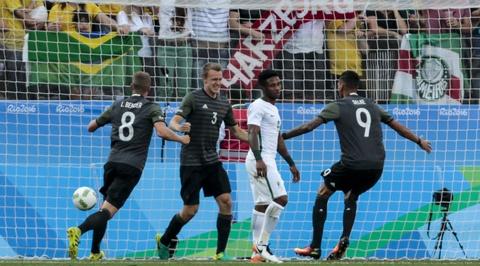 Duc thang thuyet phuc Nigeria, hen Brazil o chung ket hinh anh 3