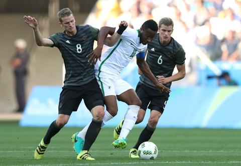 Duc thang thuyet phuc Nigeria, hen Brazil o chung ket hinh anh 9