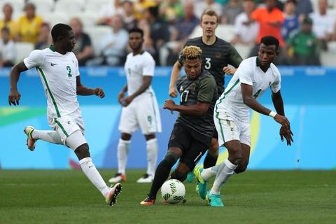 Duc thang thuyet phuc Nigeria, hen Brazil o chung ket hinh anh 5