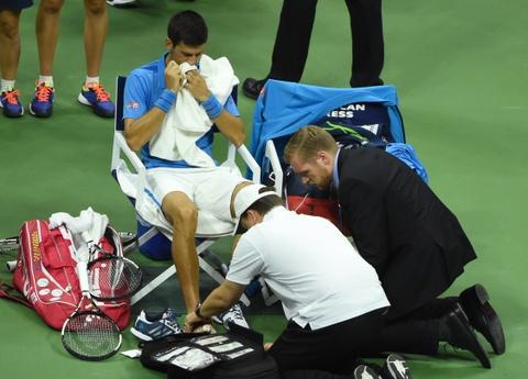 Djokovic nen dau van khong the 'cuu' chung ket US Open hinh anh 5