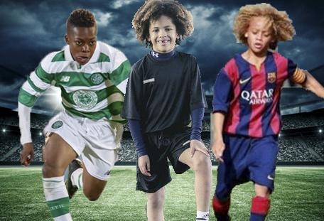 Nhung sao nhi duoc vi nhu truyen nhan cua Messi, Neymar hinh anh