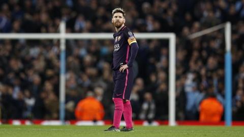 Messi mo ty so, Barca van thua nguoc 1-3 Man City hinh anh 15