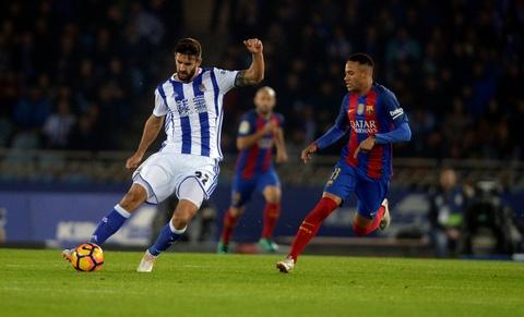 Messi ghi ban, Barca van tut lai o cuoc dua voi Real hinh anh 3