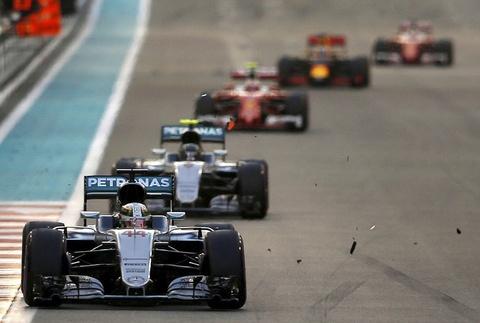 Nico Rosberg vo dich F1 mua giai 2016 hinh anh 6
