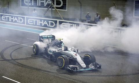 Nico Rosberg vo dich F1 mua giai 2016 hinh anh 9