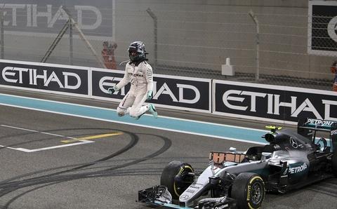Nico Rosberg vo dich F1 mua giai 2016 hinh anh 10