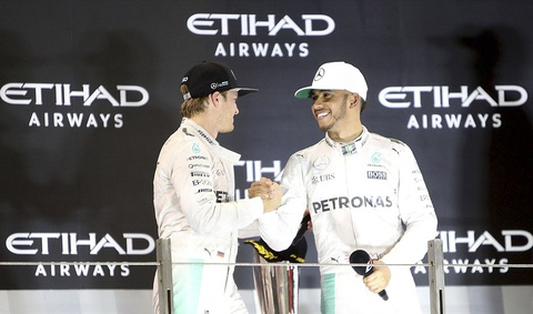 Nico Rosberg vo dich F1 mua giai 2016 hinh anh 3