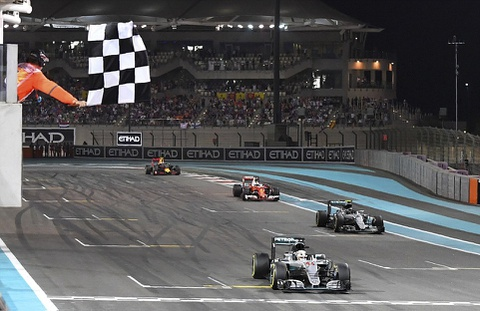 Nico Rosberg vo dich F1 mua giai 2016 hinh anh 8