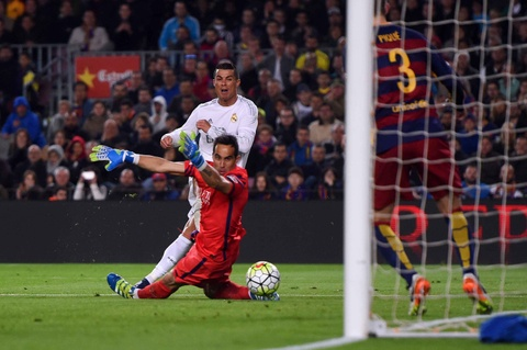 Nhung khoanh khac giup Ronaldo gianh Qua bong vang hinh anh 2