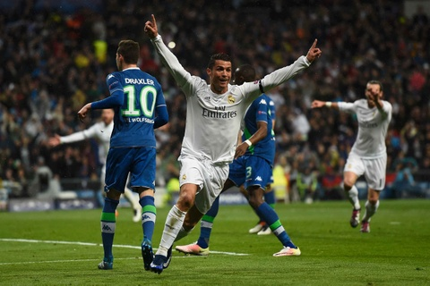 Nhung khoanh khac giup Ronaldo gianh Qua bong vang hinh anh 4