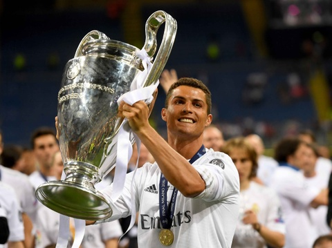 Nhung khoanh khac giup Ronaldo gianh Qua bong vang hinh anh 6