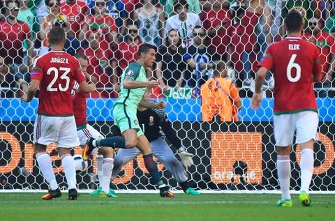 Nhung khoanh khac giup Ronaldo gianh Qua bong vang hinh anh 7