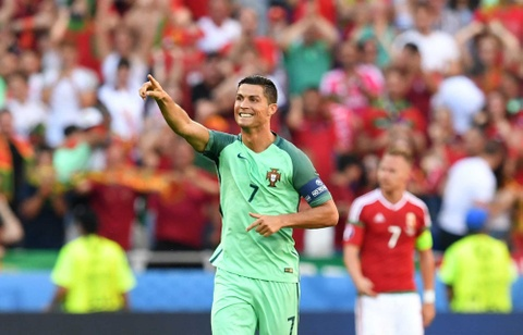 Nhung khoanh khac giup Ronaldo gianh Qua bong vang hinh anh 8