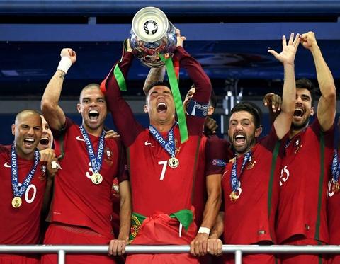 Nhung khoanh khac giup Ronaldo gianh Qua bong vang hinh anh 12