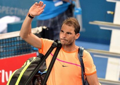 Nadal thua nguoc o giai tien Australian Open hinh anh
