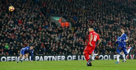 Diego Costa da hong phat den, Chelsea hoa Liverpool 1-1 hinh anh 7