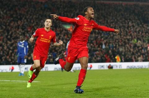 Diego Costa da hong phat den, Chelsea hoa Liverpool 1-1 hinh anh 9