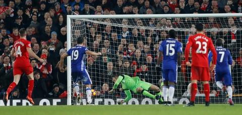 Diego Costa da hong phat den, Chelsea hoa Liverpool 1-1 hinh anh 12