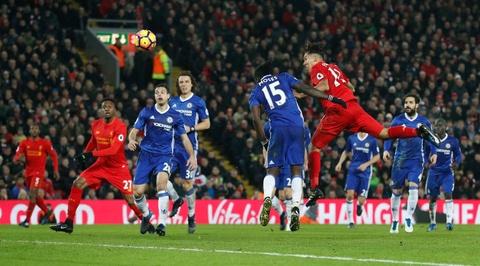 Diego Costa da hong phat den, Chelsea hoa Liverpool 1-1 hinh anh 13