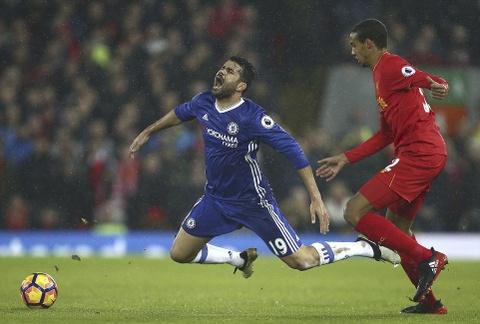Diego Costa da hong phat den, Chelsea hoa Liverpool 1-1 hinh anh 11