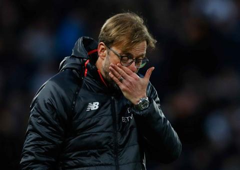 Klopp lang nguoi chung kien Liverpool bai tran hinh anh 8