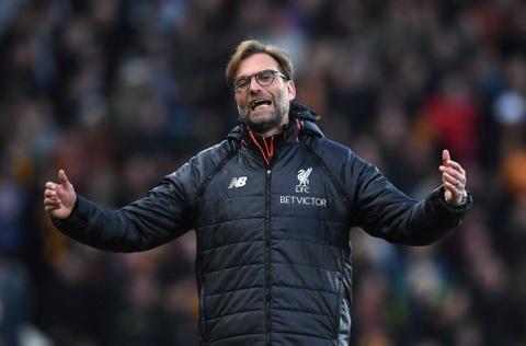 Klopp lang nguoi chung kien Liverpool bai tran hinh anh 6