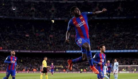 Messi lap cu dup ban thang va kien tao, Barca doi lai ngoi dau hinh anh 8