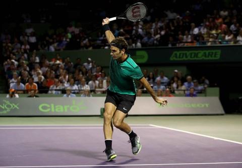 Vo Federer la o 'ga trai hu' Kyrgios hinh anh 8