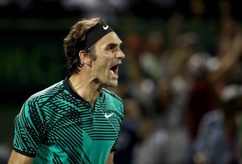 Vo Federer la o 'ga trai hu' Kyrgios hinh anh 10