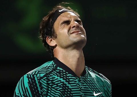 Vo Federer la o 'ga trai hu' Kyrgios hinh anh 7