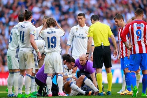 Ronaldo tiec nuoi vi ban thang bi can pha tren vach voi hinh anh 9