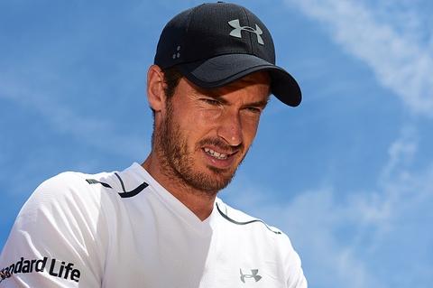 Video Murray bi loai, lo hen chung ket voi Nadal hinh anh