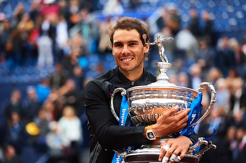 nadal vo dich barcelona open hinh anh