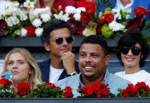 Ro beo va ban gai co vu Nadal vo dich Madrid Open hinh anh