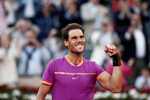Video Nadal ha Thiem o chung ket Madrid Open hinh anh