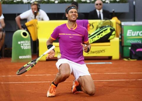 Ro beo va ban gai co vu Nadal vo dich Madrid Open hinh anh 8