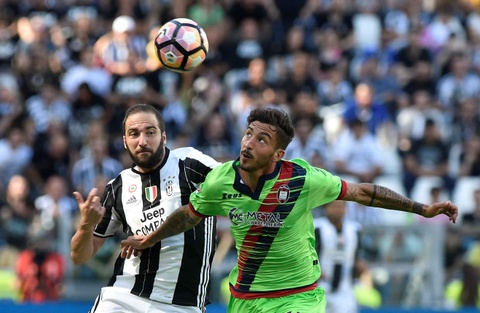 Juventus lap ky luc vo dich Serie A hinh anh 1