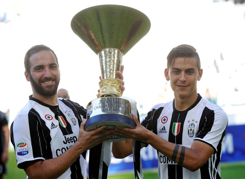 Juventus lap ky luc vo dich Serie A hinh anh 10