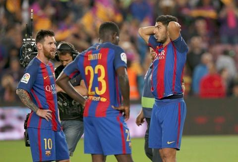 Messi buon rau trong ngay Real doat ngoi vuong La Liga hinh anh 2