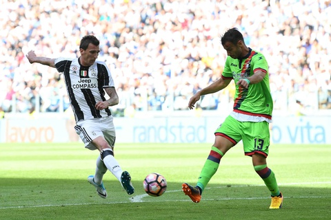 Juventus lap ky luc vo dich Serie A hinh anh 2