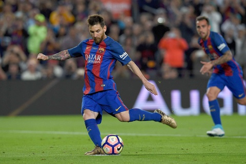 Messi buon rau trong ngay Real doat ngoi vuong La Liga hinh anh 8