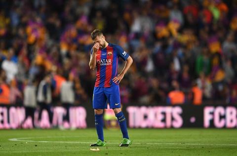 Messi buon rau trong ngay Real doat ngoi vuong La Liga hinh anh 12