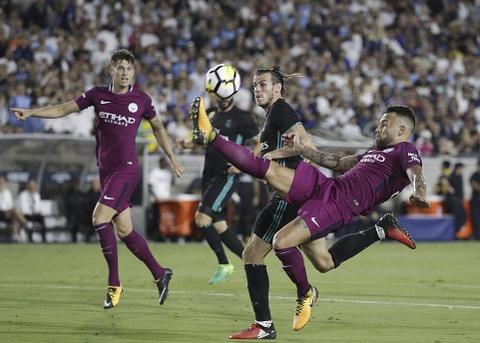 Bale 'mat hut' khi Real tham bai 1-4 truoc Man City hinh anh 4
